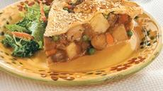 Winter Warm-Up Beef Pot Pie Recipe