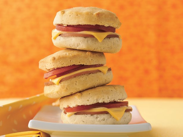 Get Up 'n Go Breakfast Sandwiches