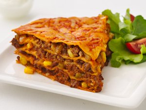 Healthified&#32;Beef&#32;Enchilada&#32;Pie
