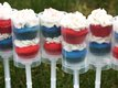 Fireworks Push-It-Up Cakes