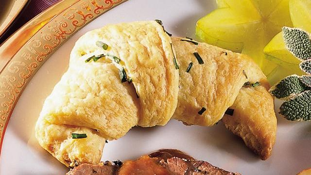 Chive Crescents