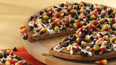 Halloween Cookie Pizza Recipe