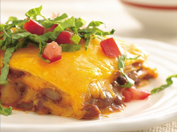 Tex-Mex Tortilla Torte