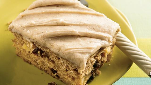 Image of Applesauce Spice Cake, Pillsbury