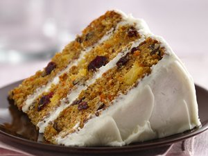 Carrot-Cranberry&#32;Cake