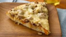 German-Style Sausage Pizza Recipe