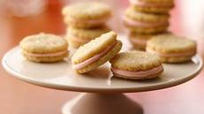 Yummy Little Almond Sandwich Cookies Recipe