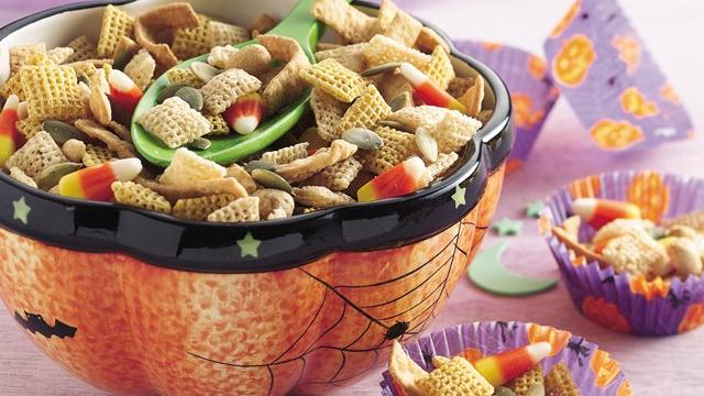 Pumpkin Seed Snack Mix