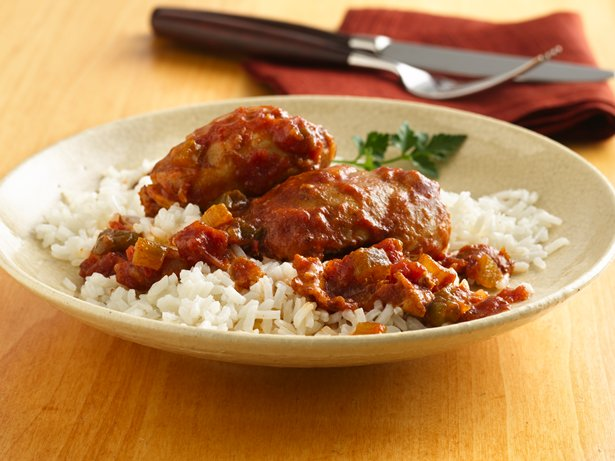 Slow Cooker Cajun-Seasoned Chicken