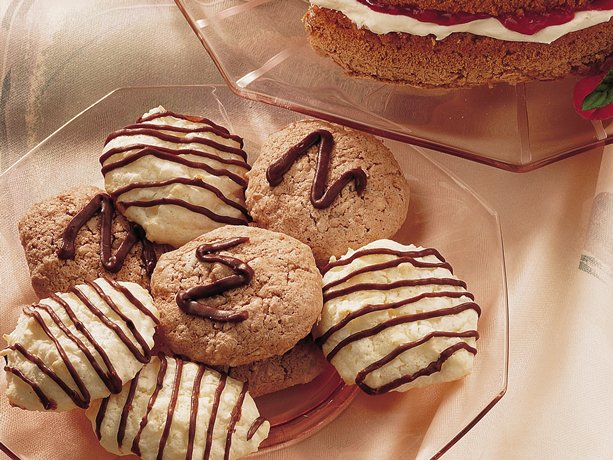 Image of Angel Macaroons, Betty Crocker