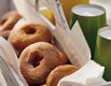 Applesauce Doughnuts
