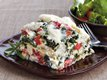 Slow Cooker Rosemary Chicken Lasagna