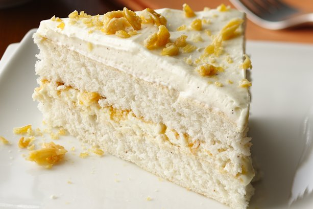 Eggnog Praline Mousse Cake | General Mills Convenience and Foodservice