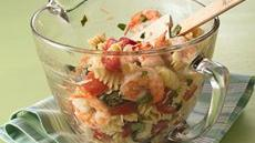 Warm Italian Shrimp Salad Recipe