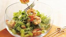 Grilled Shrimp Caesar Salad Recipe