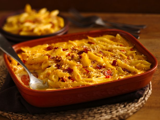 Easy Weeknight Bacon Mac 'n Cheese