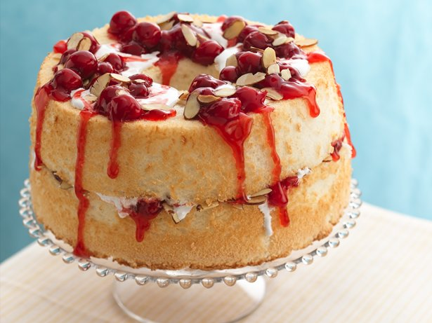 Cherry-Almond Torte