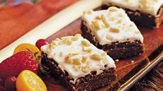 Amaretto Brownies Recipe