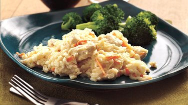 Slow-Cooker Chicken and Rice