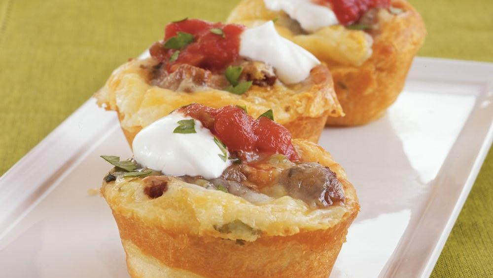 Spicy Southwestern Muffins