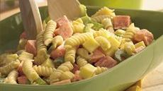 Ham and Smoked Gouda Salad Recipe