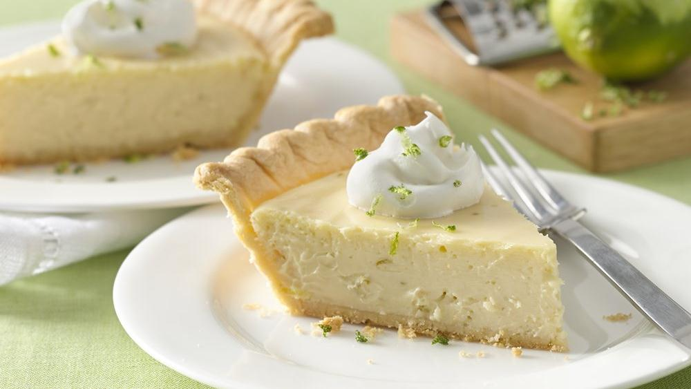 Creamy Key Lime Pie recipe from Pillsbury.com