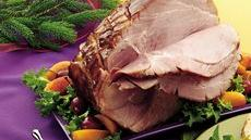 Holiday Baked Ham  Recipe