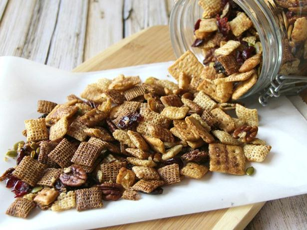 Slow Cooker Pumpkin Harvest Chex Mix®