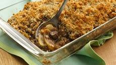 Apple-Fig Brown Betty Recipe