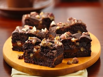 Ultimate&#32;Turtle&#32;Brownies