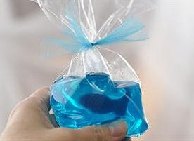 Gelatin gummy fish bags recipe from tablespoon for Does swedish fish have gelatin