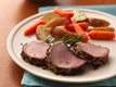 Pork Tenderloin with Rosemary