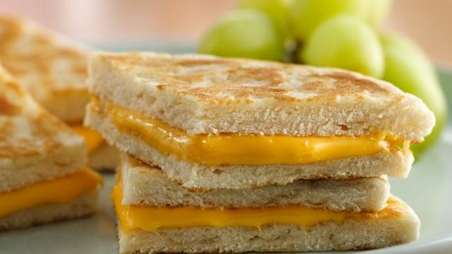 Grands! Grilled Cheese Sandwiches
