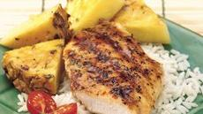 Pineapple-Teriyaki Chicken Recipe