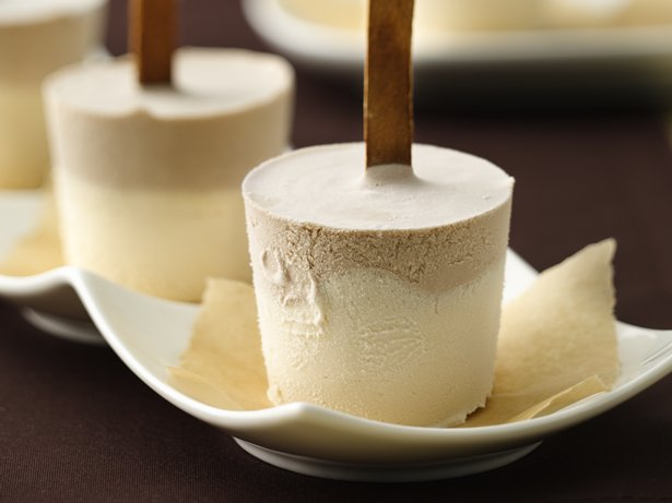 Black and Tan Beer Pops