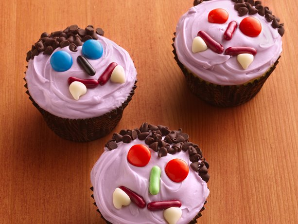 "Image of ""the Count"" Cupcakes, Betty Crocker"