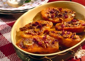 Image of Applesauce-sweet Potato Bake, Betty Crocker