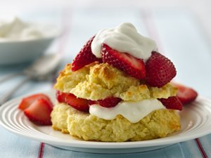 Gluten&#32;Free&#32;Strawberry&#32;Shortcakes