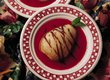Grilled Pears with Raspberry Sauce
