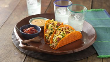 Ultimate Cheese Lovers' Tacos