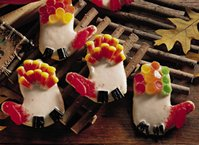Cookie Turkeys