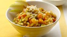 Slow Cooker Sweet Potato and Barley Risotto Recipe