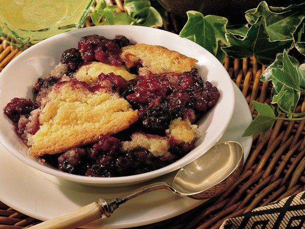 Basic Berry Cobbler Recipes — Dishmaps