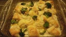 Turkey and Biscuits Casserole Recipe