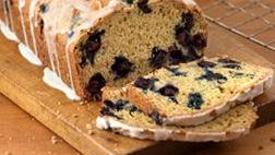Blueberry Breakfast Cereal  Bread