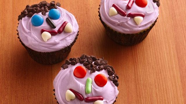 "Image of ""the Count"" Cupcakes, Pillsbury"
