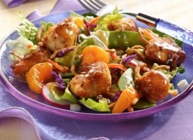 Image of Asian-style Chicken Salad, Betty Crocker