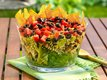 Layered Mexican Party Salad
