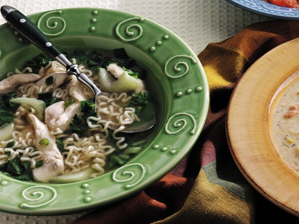 Image of Asian Chicken Noodle Soup, Betty Crocker