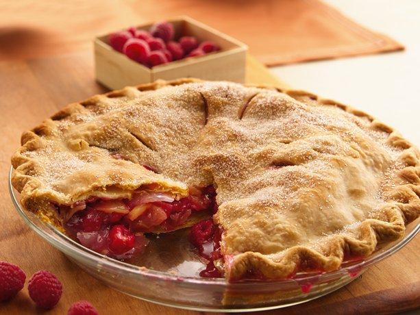 Image of Apple-raspberry Pie, Betty Crocker